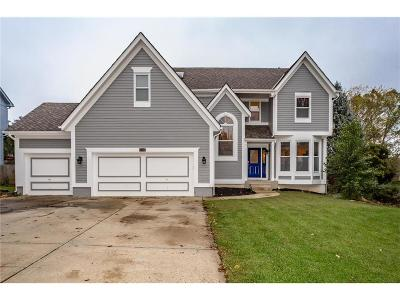 Leawood Single Family Home Show For Backups: 5400 W 153rd Street