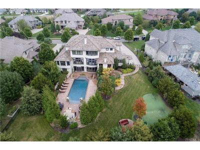 Leawood Single Family Home Show For Backups: 14642 Briar Street