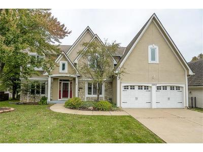Overland Park Single Family Home For Sale: 12263 Rosewood Street