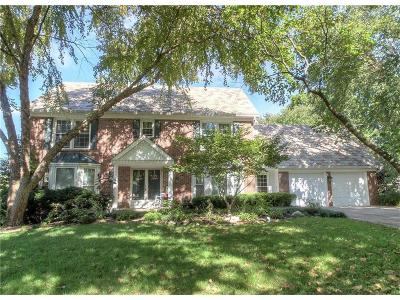 Leawood Single Family Home For Sale: 2700 W 120th Terrace