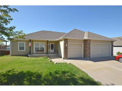 Platte City Single Family Home For Sale: 13320 Bedford Falls Road