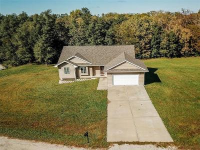 Single Family Home For Sale: 9350 Alpha Ridge Road