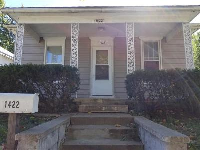 Atchison Single Family Home For Sale: 1422 Kansas Avenue