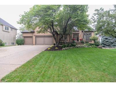 Leawood Single Family Home For Sale: 14108 Fontana Street