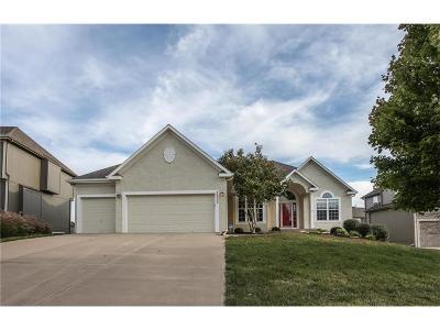 Johnson-KS County Single Family Home For Sale: 22232 W 176th Terrace