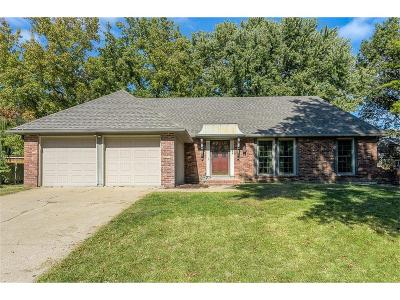 Overland Park Single Family Home For Sale: 10046 Knox Drive