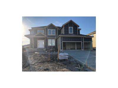 Olathe Single Family Home For Sale: 10778 S Race Street