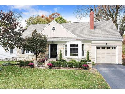 Fairway Single Family Home For Sale: 5348 Falmouth Road