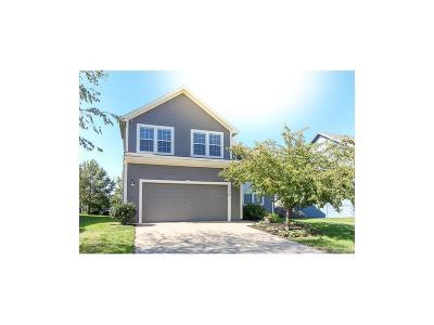 Olathe Single Family Home For Sale: 12378 S Pine Street