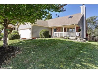 Olathe Single Family Home For Sale: 21150 W 126th Terrace
