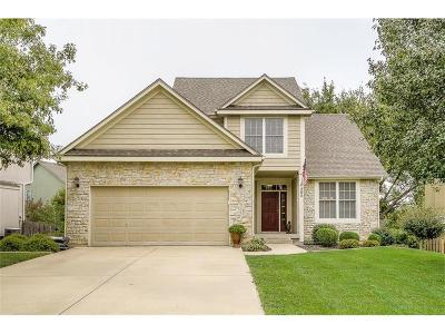 Olathe Single Family Home For Sale: 284 N Sumac Street