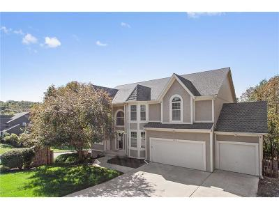 Shawnee Single Family Home For Sale: 5440 Oakview Street