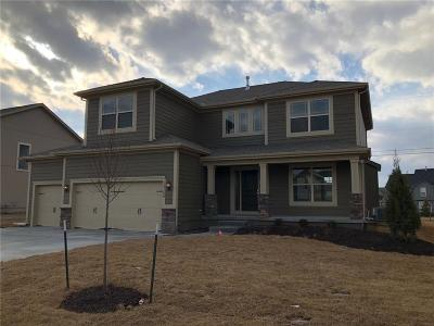Olathe Single Family Home For Sale: 12150 S Pine Street