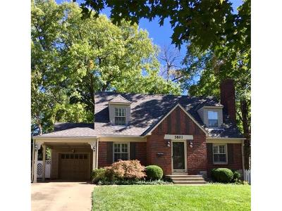 Fairway Single Family Home For Sale: 5601 Norwood Street