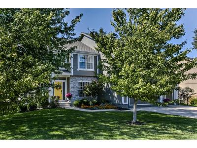 Olathe Single Family Home For Sale: 14590 S Greenwood Street