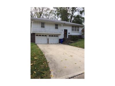 Olathe Single Family Home For Sale: 533 N Stevenson Street
