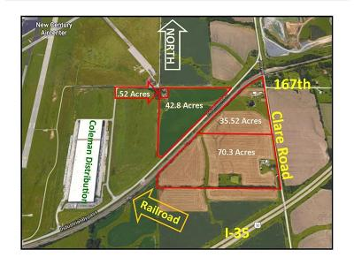 Residential Lots & Land For Sale: 167th Clare Rd Road