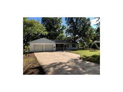Raytown MO Single Family Home For Sale: $154,900