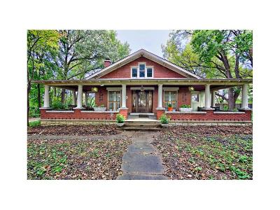 Liberty Single Family Home For Sale: 1000 Richfield Road