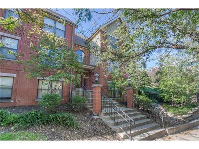 Condo/Townhouse For Sale: 920 Washington Street #303