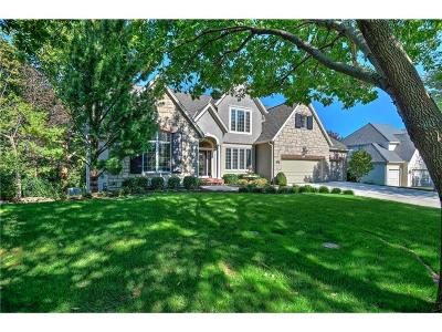 Overland Park Single Family Home For Sale: 13205 Woodson Street