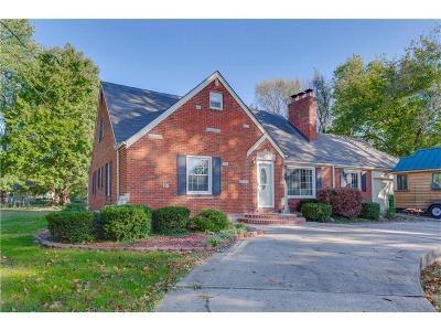 Liberty Single Family Home For Sale: 1804 W Liberty Drive