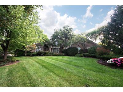 Leawood Single Family Home For Sale: 11205 Meadow Lane
