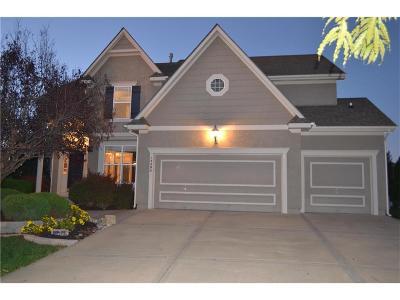 Olathe Single Family Home For Sale: 15294 W 165th Street