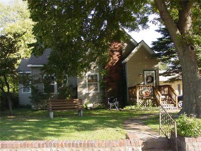 Warrensburg Single Family Home For Sale: 213 E Gay Street