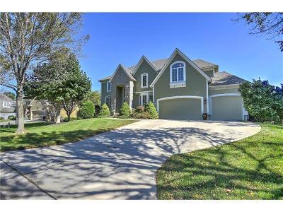 Overland Park Single Family Home For Sale: 14635 Grant Lane