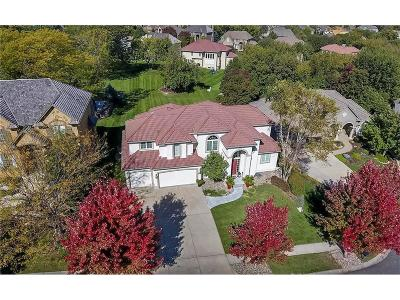 Lenexa Single Family Home For Sale: 8914 Quail Ridge Lane