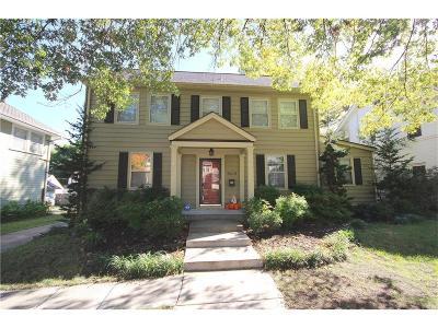 Kansas City Single Family Home Show For Backups: 6419 Pennsylvania Avenue