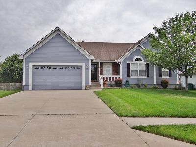 Raymore MO Single Family Home For Sale: $233,000