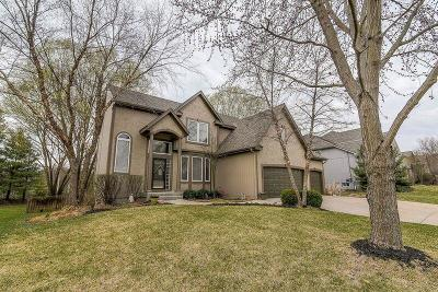 Olathe Single Family Home For Sale: 14093 W 142nd Terrace
