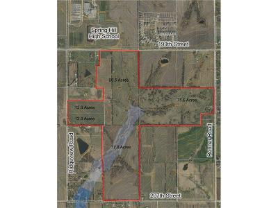 Residential Lots & Land For Sale: 17725 W 199th Street