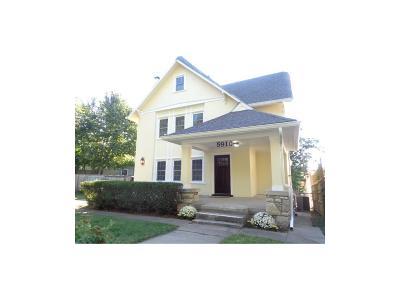 Kansas City Single Family Home For Sale: 5910 Walnut Street