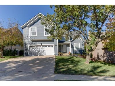 Shawnee Single Family Home For Sale: 13922 W 71st Terrace