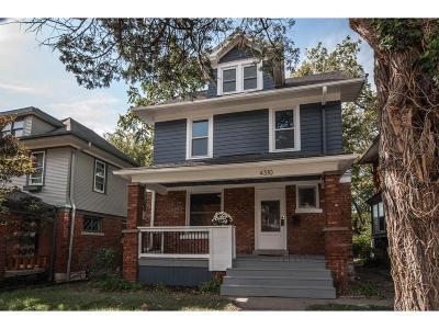 Kansas City Single Family Home Show For Backups: 4310 Charlotte Street