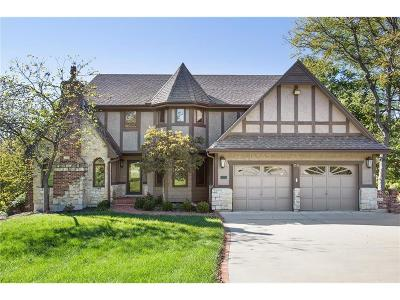 Weatherby Lake Single Family Home For Sale: 8314 NW Eastside Drive