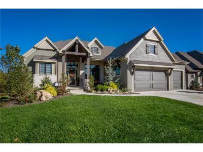 Overland Park Single Family Home For Sale: 15925 Melrose Street
