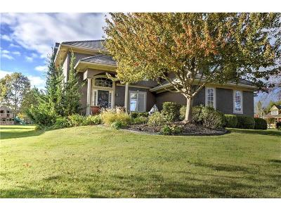 Overland Park Single Family Home For Sale: 5127 W 164th Terrace