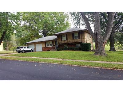 Kansas City MO Single Family Home For Sale: $90,000