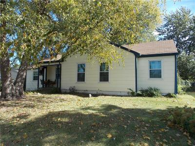 Atchison KS Single Family Home For Sale: $51,900
