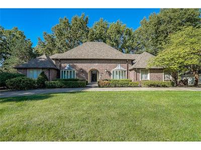 Leawood Single Family Home Show For Backups: 10112 Howe Drive