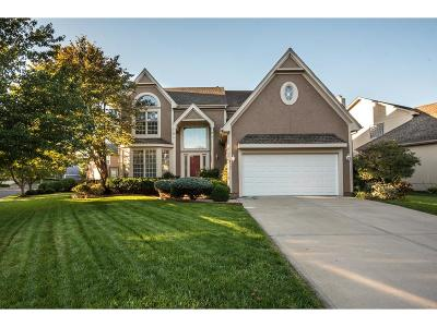 Overland Park Single Family Home For Sale: 8501 W 127th Circle