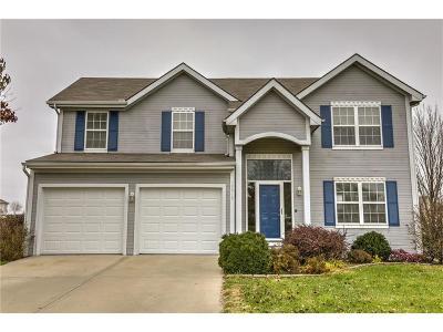 Kansas City Single Family Home For Sale: 10616 N Tullis Avenue
