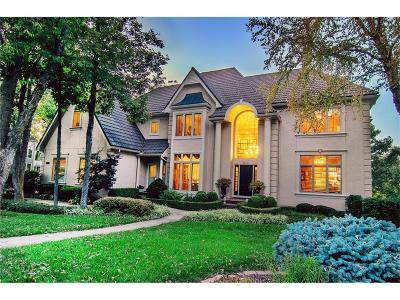Olathe Single Family Home For Sale: 10791 S Cedar Niles Circle