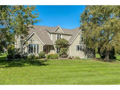 Overland Park Single Family Home For Sale: 11860 W 155th Terrace
