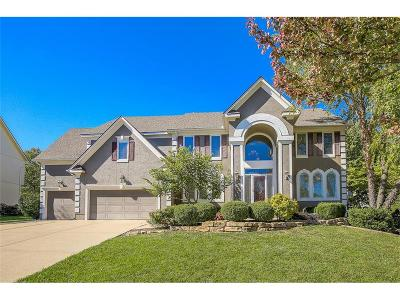 Overland Park Single Family Home For Sale: 9306 W 146th Place