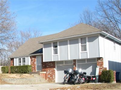 Gladstone MO Single Family Home For Sale: $159,900